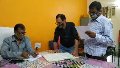 """Photo of """"प्राचार्य श्री प्रमोद अग्रवाल ने उत्कृष्ट विद्यालय में किया पदभार ग्रहण"""""""