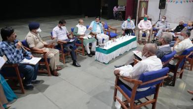 Photo of कोविड-19 की गाईड लाइन के अनुसार अ.भा.कालिदास समारोह का आयोजन होगा