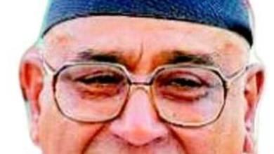 Photo of कांग्रेस के वरिष्ठ महेश जोशी  का निधन