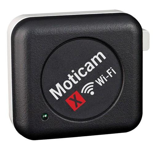 Motic Camera Moticam Wifi pour trinoculaire