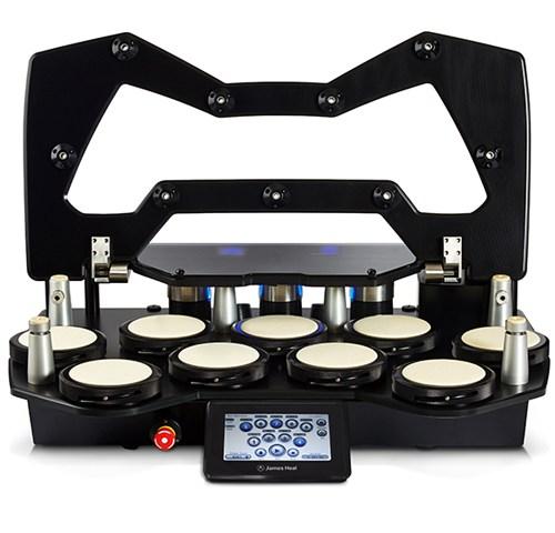 Martindale1609 - test d'abrasion sur textiles ISO 12947 et boulochage ISO 12945
