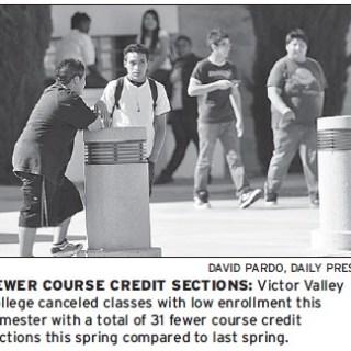 VVC TRIMS CLASS OFFERINGS