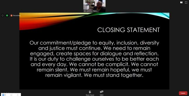 Closing Statement
