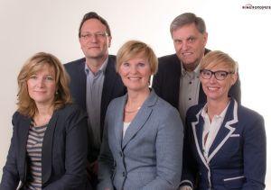 VVD Ermelo, ons nieuwe team! (Foto Peter)