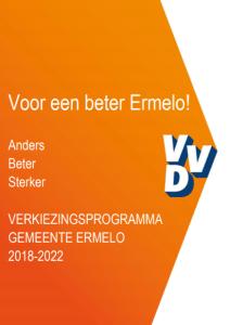 Verkiezingsprogramma VVD, 2018-2022