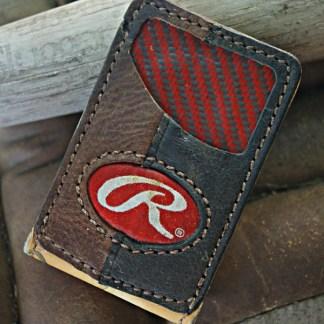 Magnetic Bifold Wallet