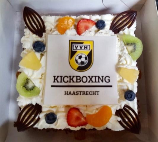 Kickboxing_taart