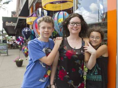 Single mom: 'I'm finally going to have a place to truly call my own'