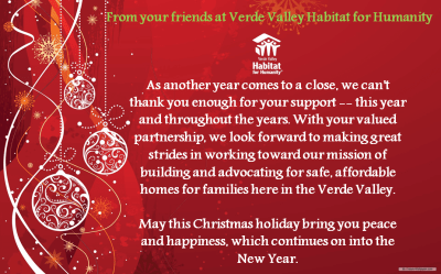 Our warmest wishes this holiday season!