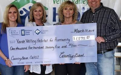 Country Bank Cares!
