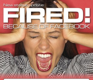 Image result for employees getting fired because of facebook