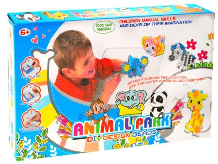 Kreativni-set-mozaik-iz-kroglic-Živalski-vrt1