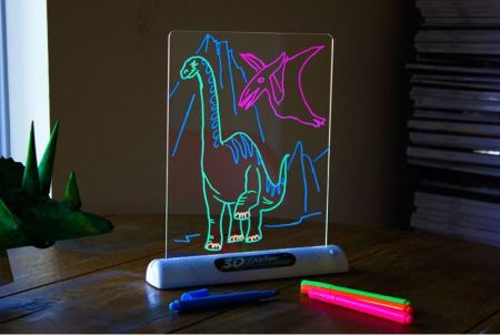 Tablica-za-risanje-3D-Magic-Drawing-Board-Dinozavre2