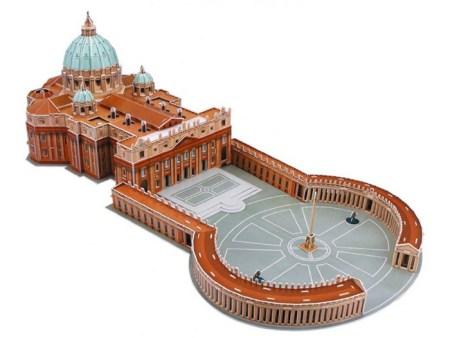 3D Sestavljanka Vatikan Bazilika puzzle spletna trgovina