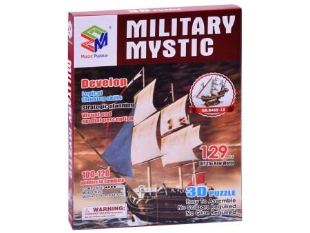 3D Sestavljanka Morska ladja Mystic puzzle spletna trgovina