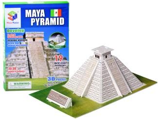 3D sestavljanka Piramida Maya puzzle spletna trgovina