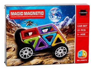 Magnetni konstruktor Magic magnetic magnetne kocke za otroke