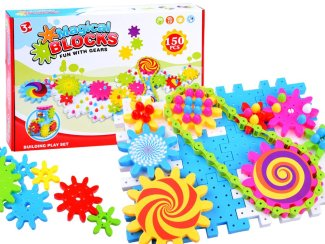 Kreativna igrača Magical blocks 150 delov