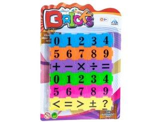 Poučni set Matematične kocke