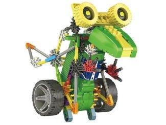 Konstruktor z motorjem Loz Robot – dinozaver