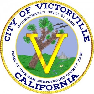 City of Victorville logo