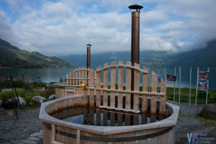And of course hot tubs!