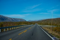 Traveling around Norway in September is a real joy - no tourist queues to spoil the beautiful landscape.