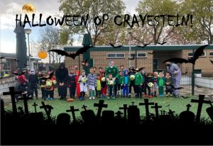 Halloween op Crayestein