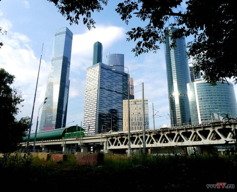 Москва-сити: что остаётся за кадром