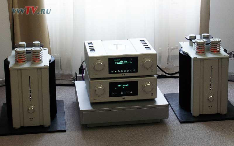 Аудиоаппаратура