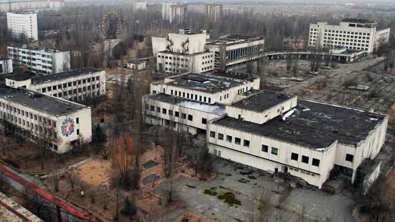 Чернобыль. Припять - зона отчуждения
