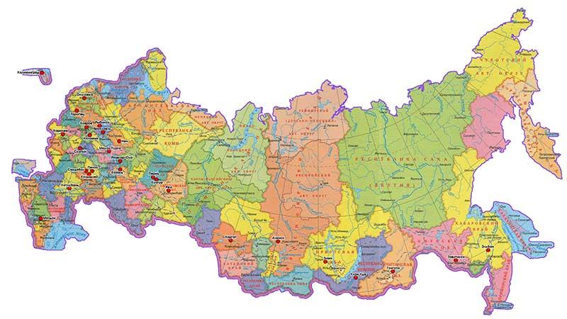 Самостоятельность регионов -