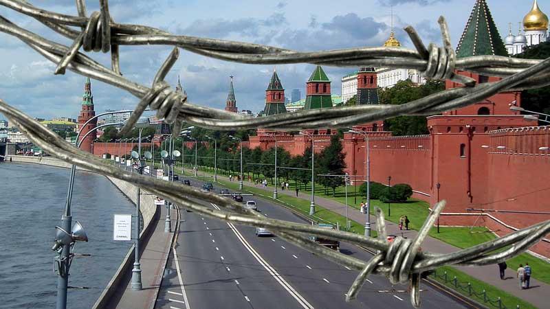 Лагерный режим в Москве