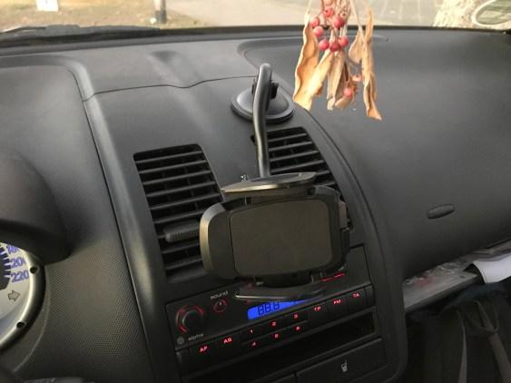 Freisprechanlage  Navigation Iphone Halterung FM Transmitter Radio USB VW Lupo reparieren  tuning tips Google Maps FM-Transmitter Iphone 7 Ladekabel USB Musik Kasette CD Iphonehalterung Huawei Samsung