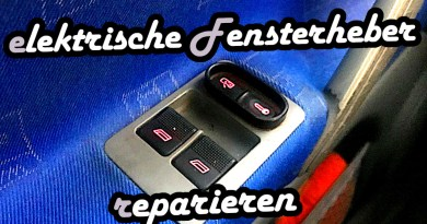 VW Lupo Fensterheber elektrische Fenster heber sicherungskasten sicherungen schalter sicherung scheiben scheibenheber elektrik defekt reparieren reperatur gestänge Fenstergestänge