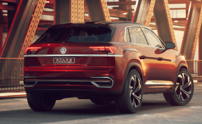 2019 VW Atlas Exterior