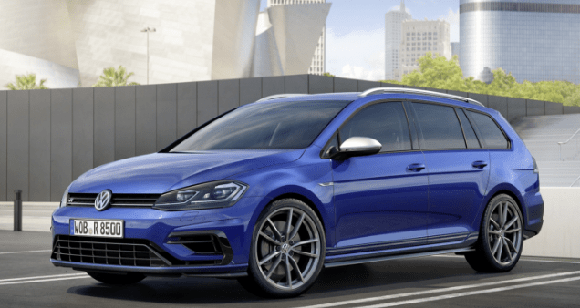 2019 VW Golf USA
