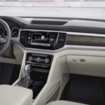 2019 Volkswagen Atlas Cross Sport Interior