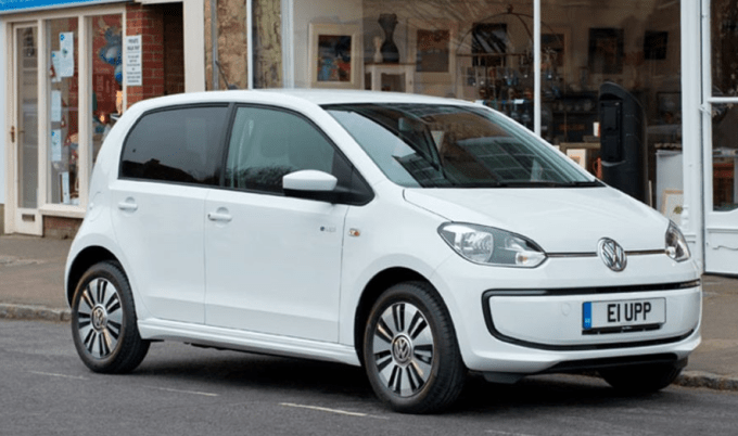 VW UP 2021 Exterior