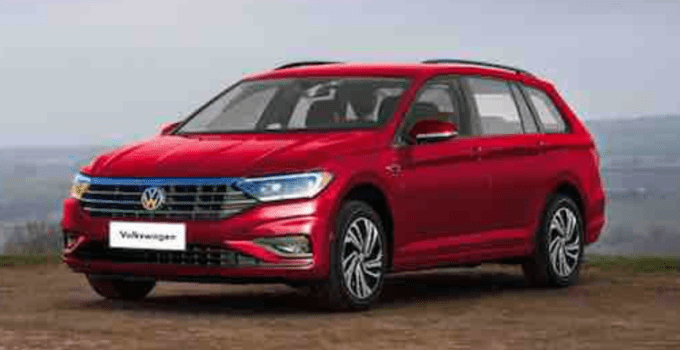 2019 VW Golf Wagon