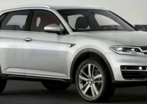 2020 Volkswagen Tiguan Limited 4motion Awd Exterior
