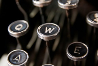typewriter, writing