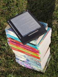 book ereader Kindle