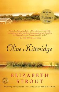 Olive Kitteridge, HBO, Elizabeth Strout