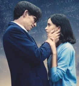 Stephen Hawking, Eddie Redmayne , Felicity Jones, The Theory of Everything