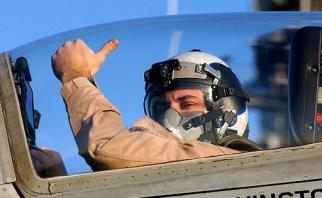 Up, Navy Pilot