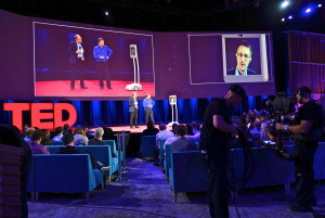 Ed Snowden, NSA, privacy, security, TED talk