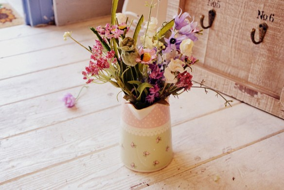country bouquet, flowers