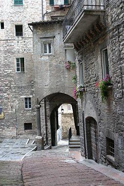 Italy, street