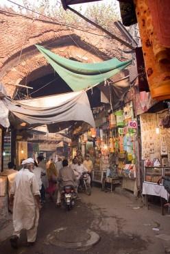 Pakistan street scene